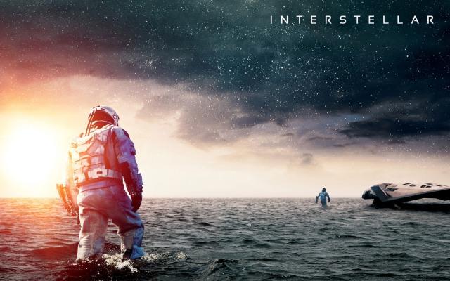Interstellar-Movie-Poster-Wallpaper